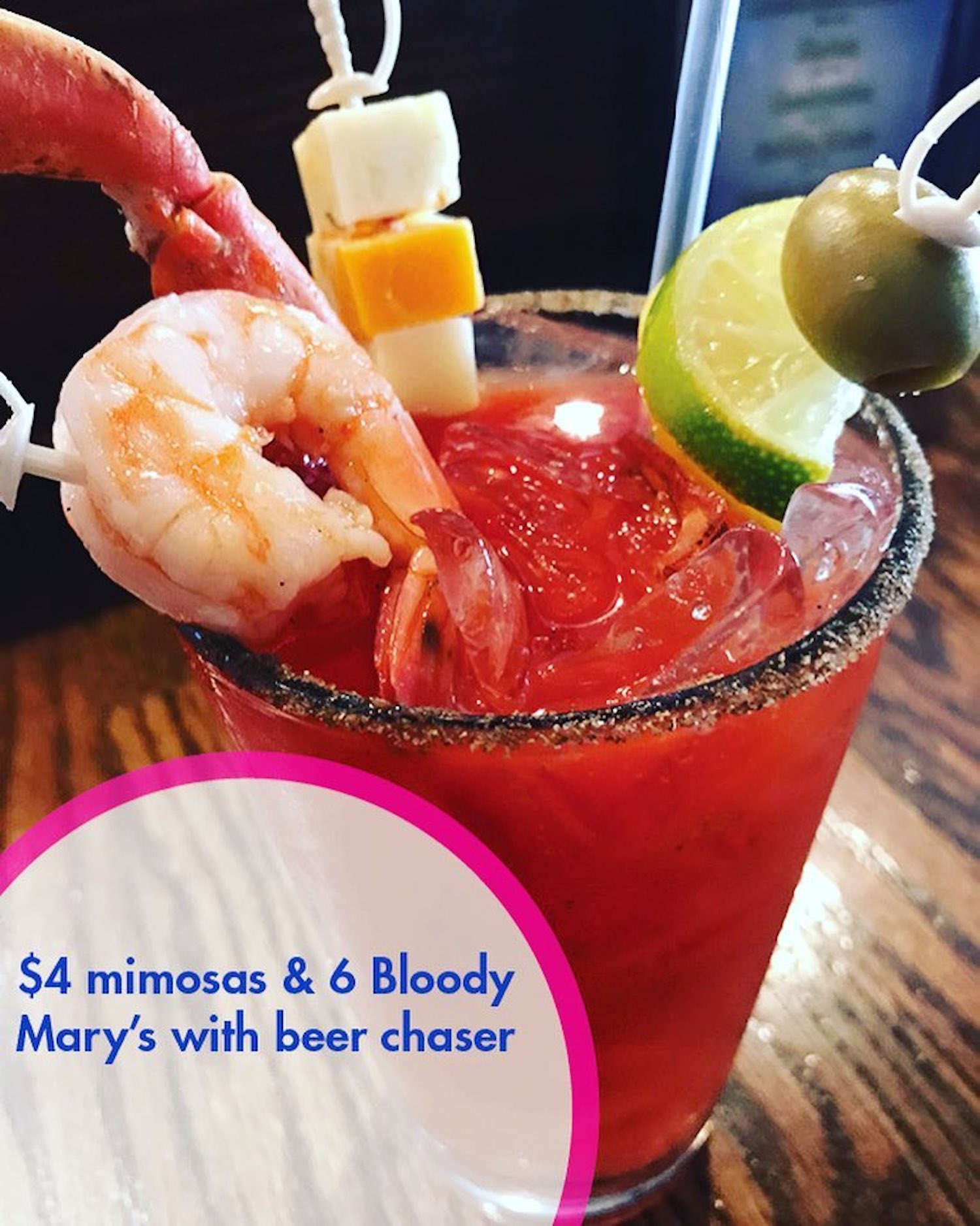king-crab-house-chicago-mimosas-bloody-marys